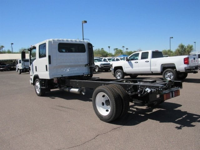 2018 NPR-HD Crew Cab 4x2,  Cab Chassis #JS806628 - photo 2