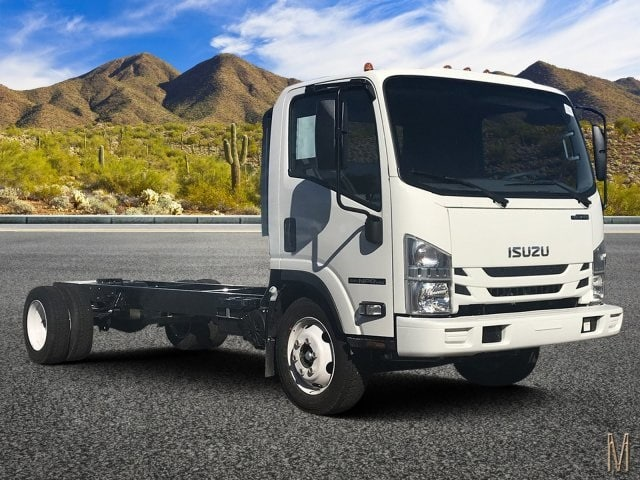 2018 NPR-HD Regular Cab 4x2,  Cab Chassis #JS810522 - photo 1