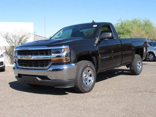 2018 Silverado 1500 Regular Cab 4x2, Pickup #JZ365128 - photo 3
