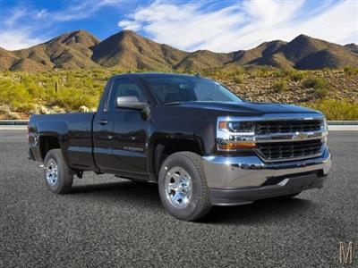 2018 Silverado 1500 Regular Cab 4x2, Pickup #JZ365128 - photo 1