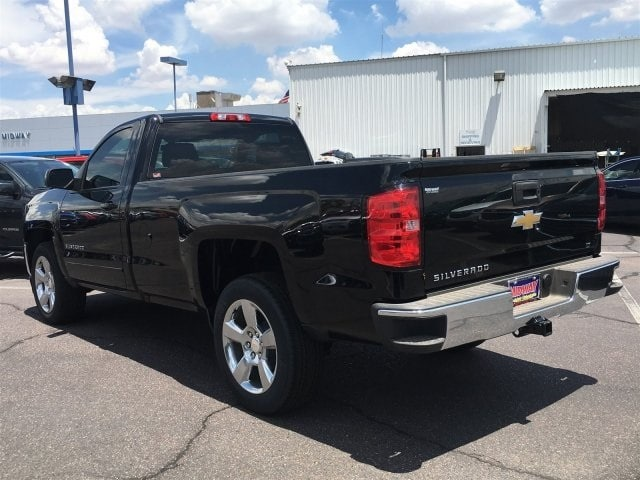 2018 Silverado 1500 Regular Cab 4x2,  Pickup #JZ365200 - photo 4
