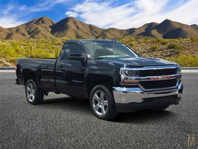 2018 Silverado 1500 Regular Cab 4x2,  Pickup #JZ365200 - photo 1