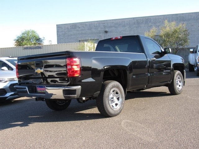 2018 Silverado 1500 Regular Cab 4x2,  Pickup #JZ365365 - photo 2