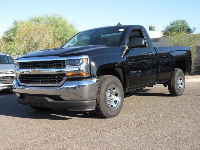 2018 Silverado 1500 Regular Cab 4x2,  Pickup #JZ365365 - photo 3