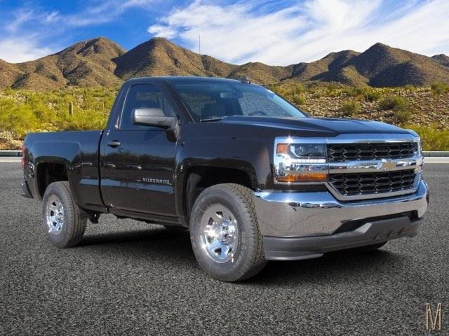2018 Silverado 1500 Regular Cab 4x2,  Pickup #JZ365493 - photo 1