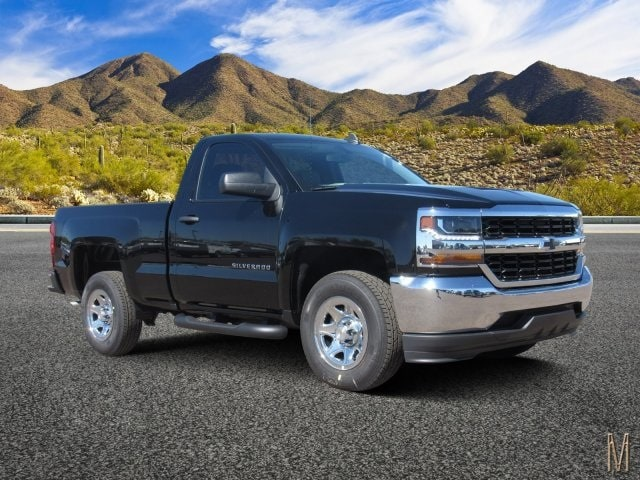 2018 Silverado 1500 Regular Cab 4x2,  Pickup #JZ365622 - photo 1