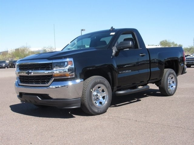 2018 Silverado 1500 Regular Cab 4x2,  Pickup #JZ365622 - photo 3