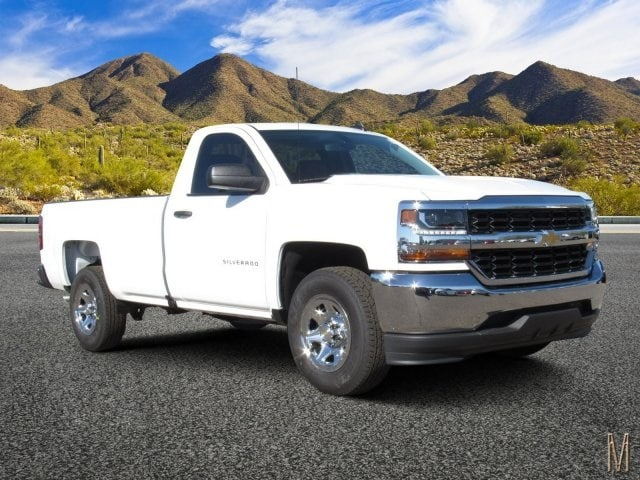 2018 Silverado 1500 Regular Cab 4x2,  Pickup #JZ369240 - photo 1