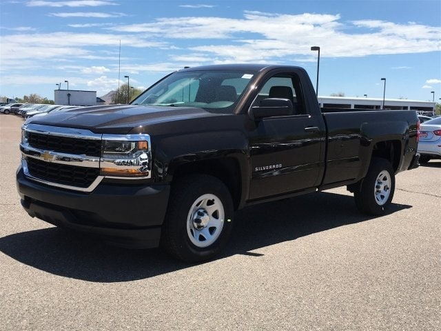 2018 Silverado 1500 Regular Cab 4x2,  Pickup #JZ371236 - photo 4