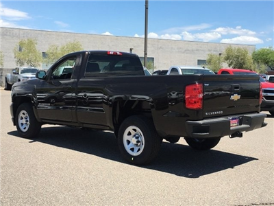 2018 Silverado 1500 Regular Cab 4x2,  Pickup #JZ371236 - photo 2