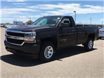 2018 Silverado 1500 Regular Cab 4x2,  Pickup #JZ371236 - photo 1