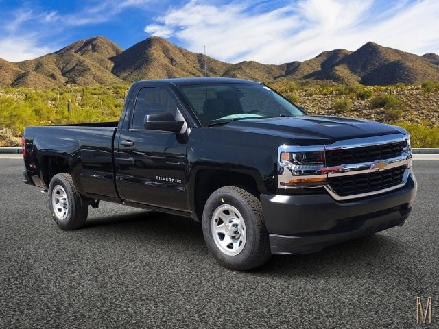 2018 Silverado 1500 Regular Cab 4x2,  Pickup #JZ372745 - photo 3