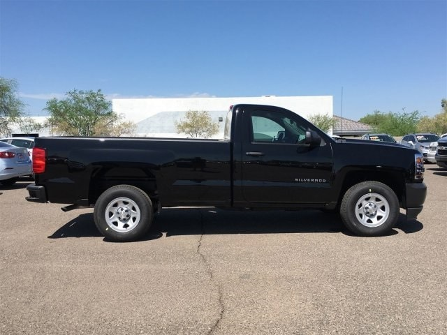 2018 Silverado 1500 Regular Cab 4x2,  Pickup #JZ372745 - photo 2