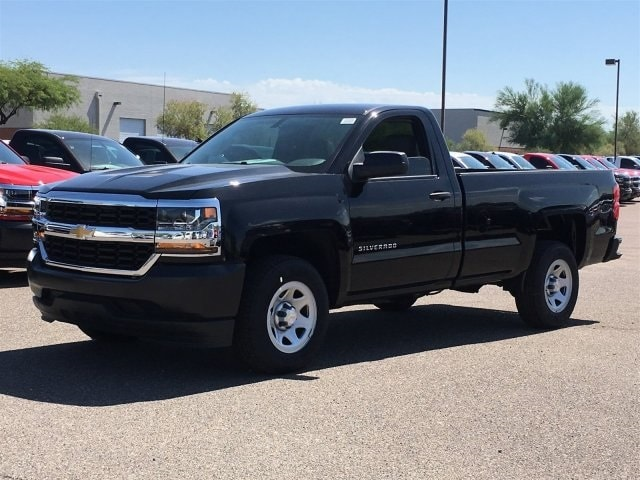 2018 Silverado 1500 Regular Cab 4x2,  Pickup #JZ372745 - photo 5