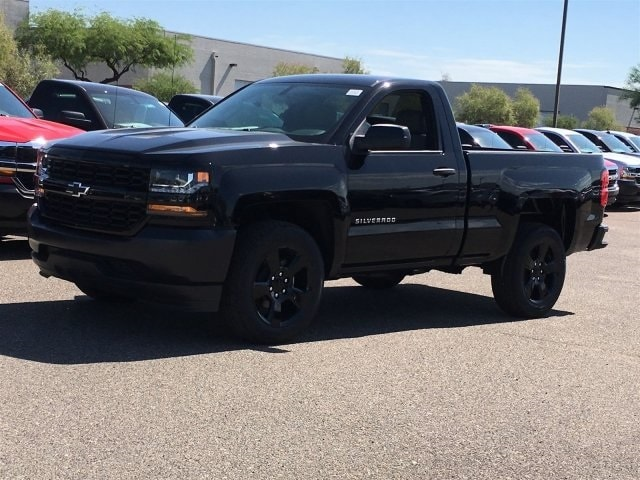 2018 Silverado 1500 Regular Cab 4x2,  Pickup #JZ375119 - photo 5