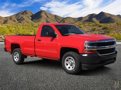 2018 Silverado 1500 Regular Cab 4x2,  Pickup #JZ375689 - photo 3