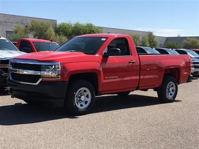 2018 Silverado 1500 Regular Cab 4x2,  Pickup #JZ375689 - photo 5