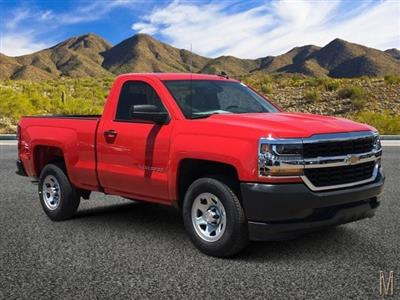 2018 Silverado 1500 Regular Cab 4x2,  Pickup #JZ376617 - photo 1