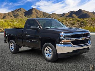 2018 Silverado 1500 Regular Cab 4x2,  Pickup #JZ377001 - photo 1