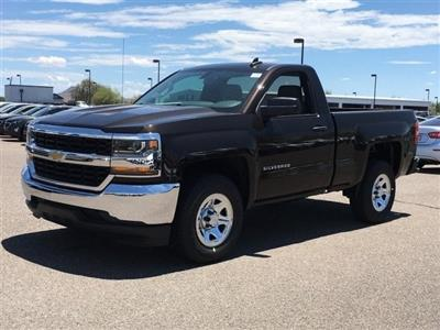 2018 Silverado 1500 Regular Cab 4x2,  Pickup #JZ377001 - photo 4
