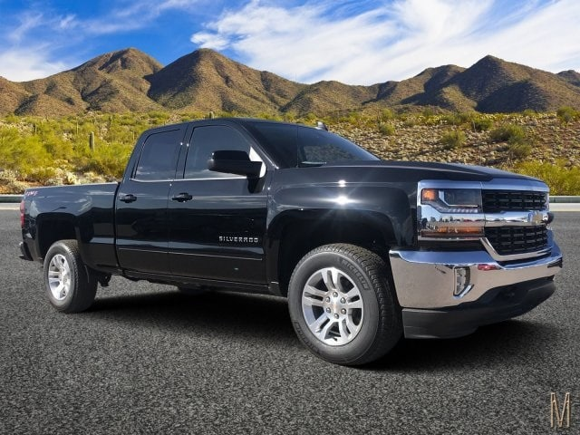 2019 Silverado 1500 Double Cab 4x4,  Pickup #K1115204 - photo 1