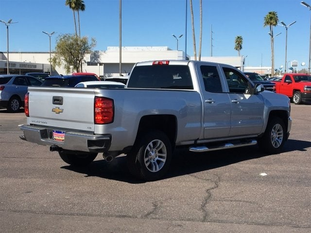 2019 Silverado 1500 Double Cab 4x2,  Pickup #K1116023 - photo 4