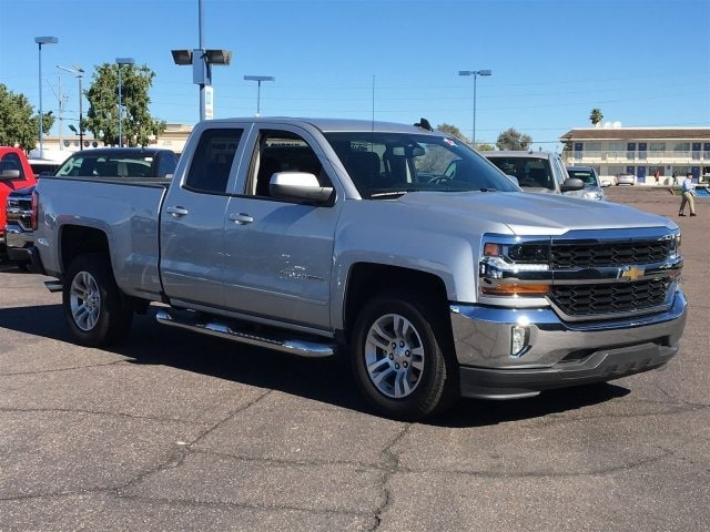 2019 Silverado 1500 Double Cab 4x2,  Pickup #K1116023 - photo 3
