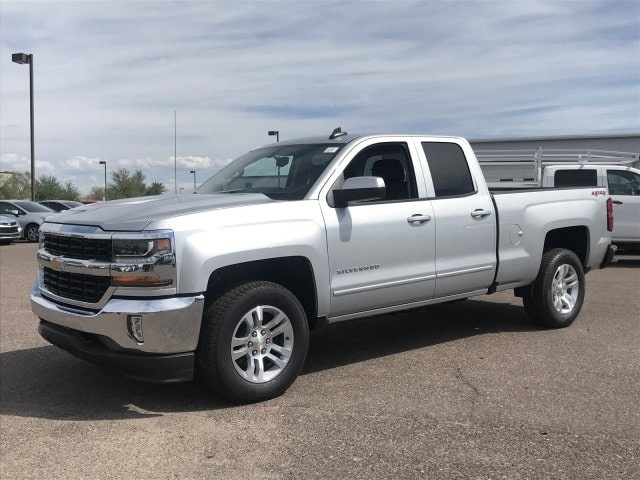 2019 Silverado 1500 Double Cab 4x4,  Pickup #K1116273 - photo 1