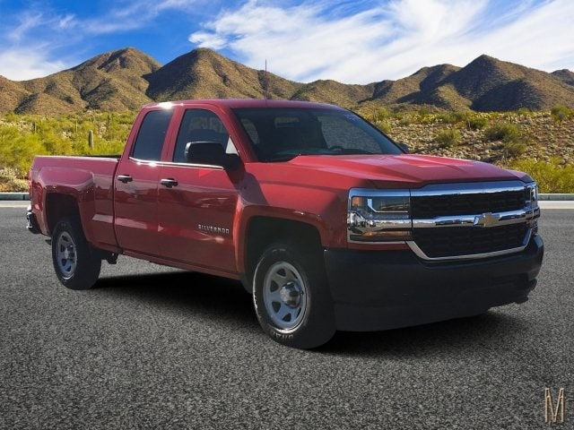 2019 Silverado 1500 Double Cab 4x2,  Pickup #K1116724 - photo 1