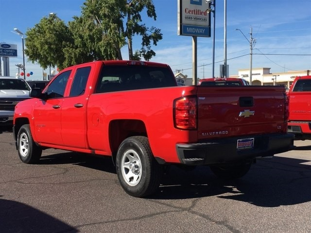2019 Silverado 1500 Double Cab 4x2,  Pickup #K1116724 - photo 3
