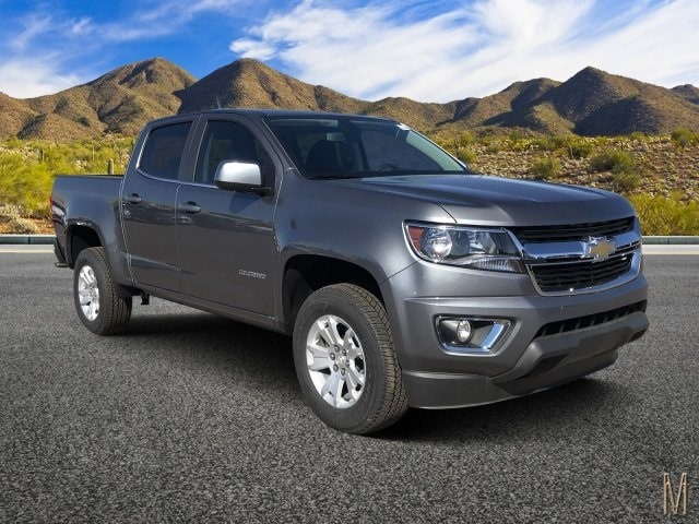 2019 Colorado Crew Cab 4x2,  Pickup #K1117123 - photo 1
