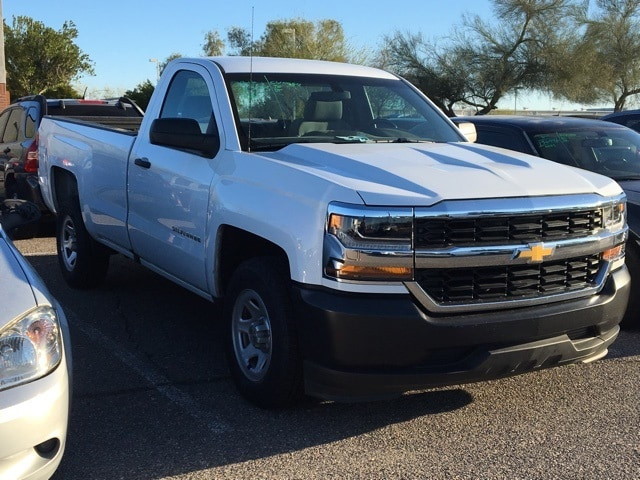 2016 Silverado 1500 Regular Cab 4x2,  Pickup #K1118296A - photo 1