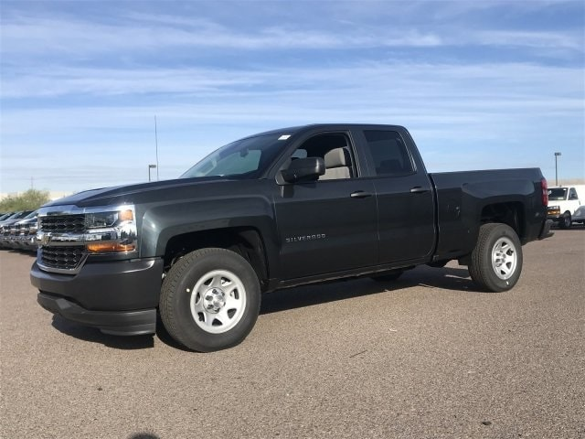 2019 Silverado 1500 Double Cab 4x2,  Pickup #K1119744 - photo 4