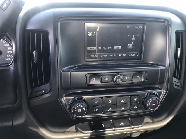 2019 Silverado 1500 Double Cab 4x2,  Pickup #K1119744 - photo 8
