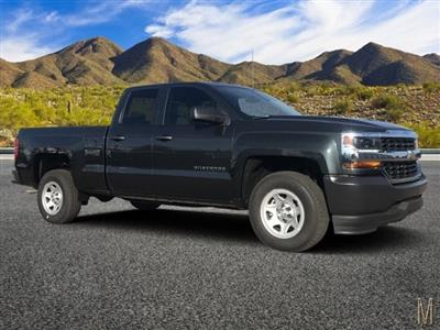 2019 Silverado 1500 Double Cab 4x2,  Pickup #K1119744 - photo 1