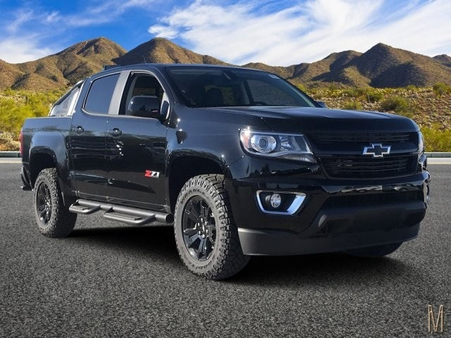 2019 Colorado Crew Cab 4x4,  Pickup #K1125757 - photo 1