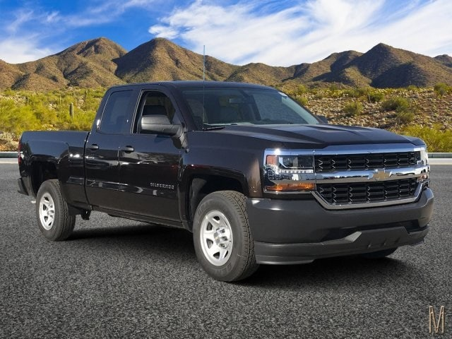2019 Silverado 1500 Double Cab 4x2,  Pickup #K1128853 - photo 1