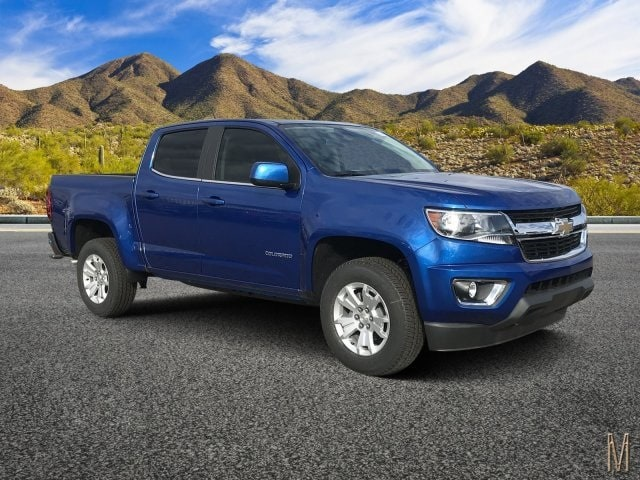 2019 Colorado Crew Cab 4x2,  Pickup #K1129321 - photo 1