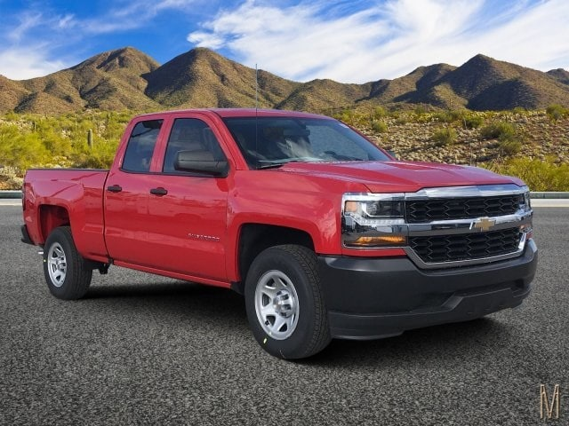 2019 Silverado 1500 Double Cab 4x2,  Pickup #K1129832 - photo 1