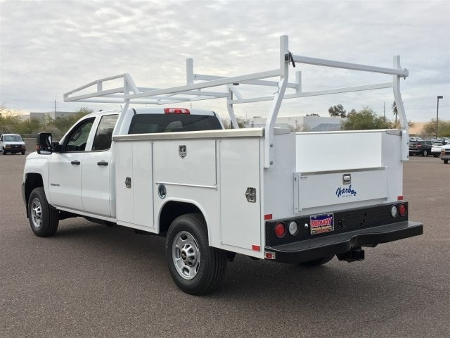 2019 Silverado 2500 Double Cab 4x2,  Harbor Service Body #K1132341 - photo 1