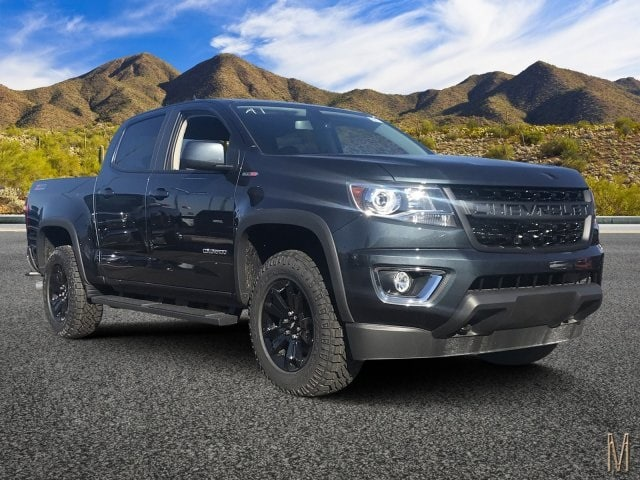 2019 Colorado Crew Cab 4x4,  Pickup #K1142464 - photo 1