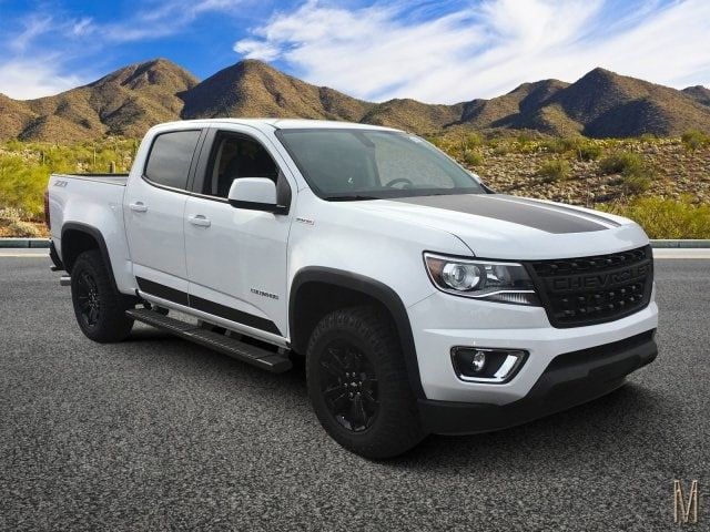 2019 Colorado Crew Cab 4x4,  Pickup #K1146063 - photo 1