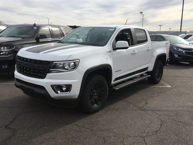 2019 Colorado Crew Cab 4x4,  Pickup #K1146063 - photo 3