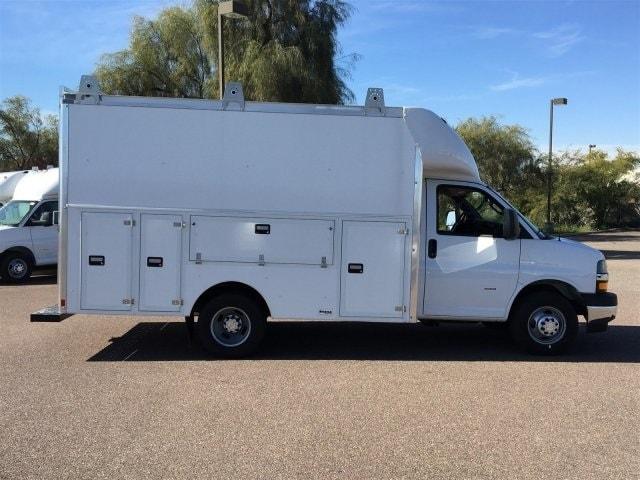 2019 Express 3500 4x2,  Supreme Spartan Cargo Service Utility Van #K1153072 - photo 6