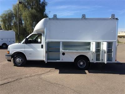 2019 Express 3500 4x2,  Supreme Spartan Cargo Service Utility Van #K1153072 - photo 7