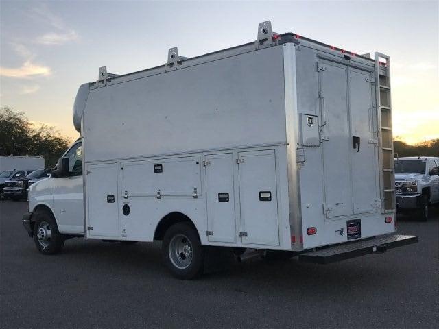 2019 Express 3500 4x2,  Supreme Service Utility Van #K1153565 - photo 1