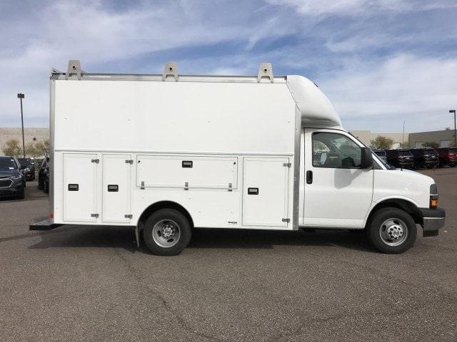 2019 Express 3500 4x2,  Supreme Spartan Service Utility Van #K1162681 - photo 3