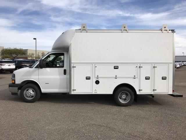 2019 Express 3500 4x2,  Supreme Spartan Service Utility Van #K1162681 - photo 5
