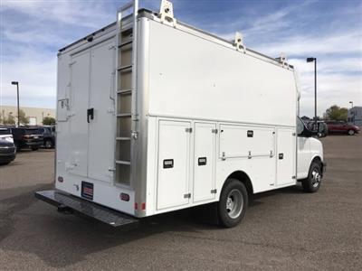 2019 Express 3500 4x2,  Supreme Spartan Service Utility Van #K1162681 - photo 4