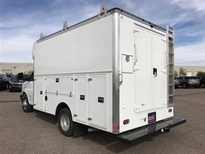 2019 Express 3500 4x2,  Supreme Spartan Service Utility Van #K1162681 - photo 2
